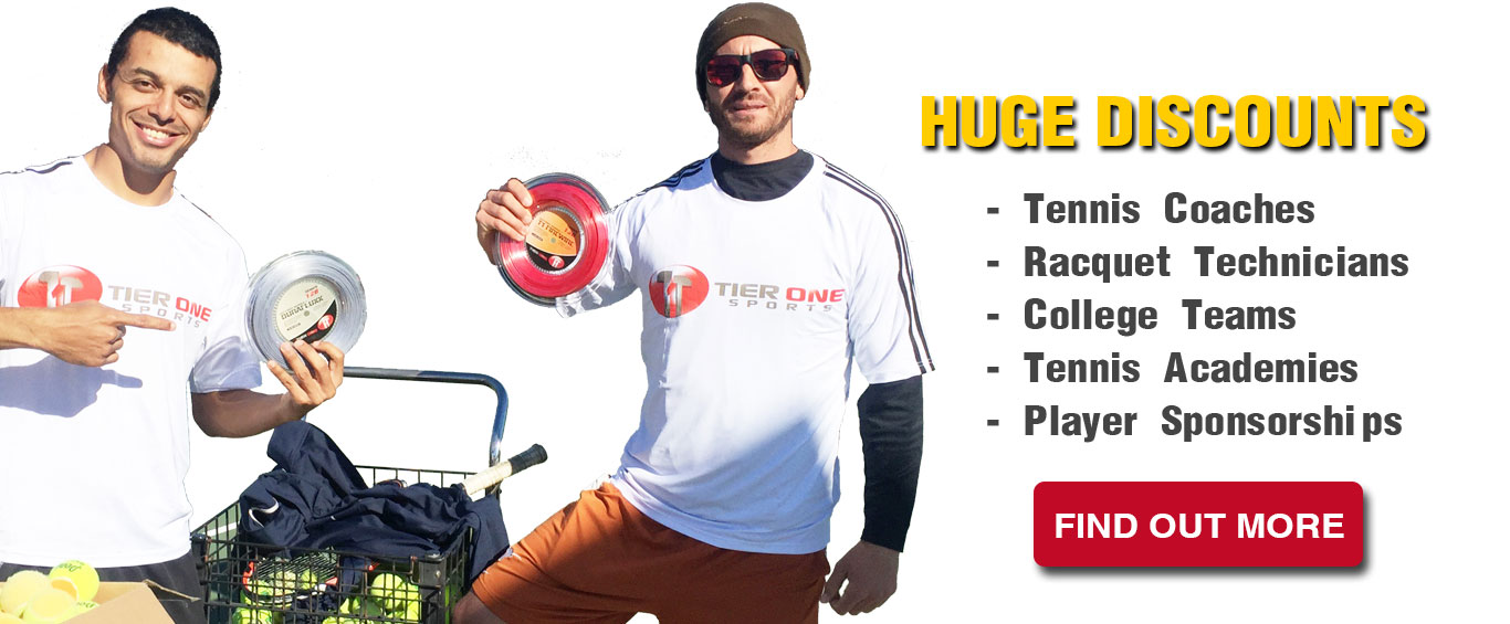 Tier One Sports Coach discounts